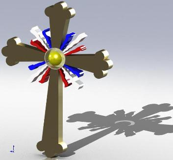 Assyrian Cross photo and video